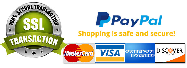 secure payment through paypal