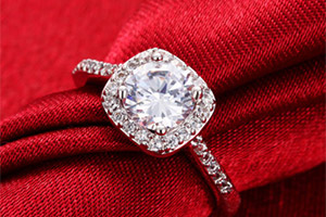 Jewelry: 1.5CT Engagement Ring